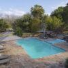 Tuli Safari Lodge - pool area