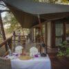 Tuli Safari Lodge - luxury tent